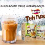 Mamio Teh Tarik Minuman Sachet Paling Enak Dan Segar