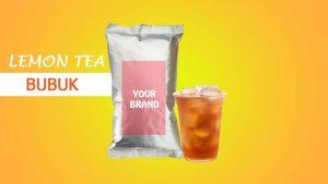 bisnis minuman lemon tea